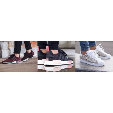 basket adidas femmes converse