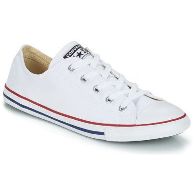 chaussure blanche femme converse