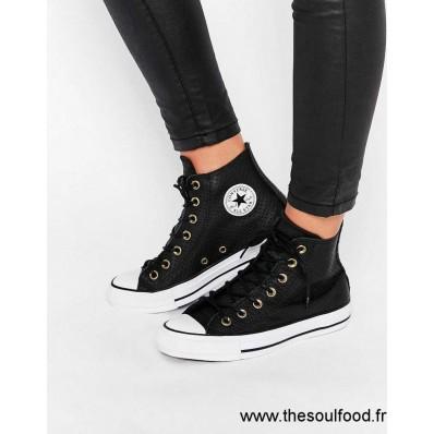 chaussure converse noir femme