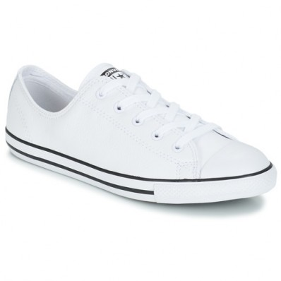 chaussure femme converse cuir