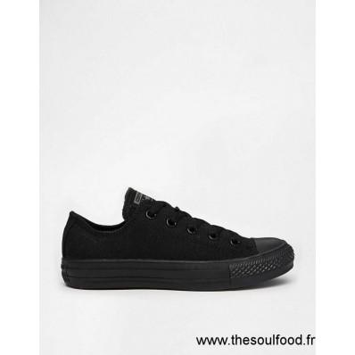chaussures converse femme noire
