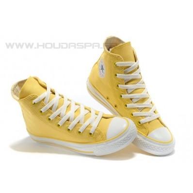 converse all star jaune femme