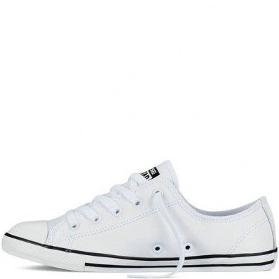 converse basse blanche femme magasin