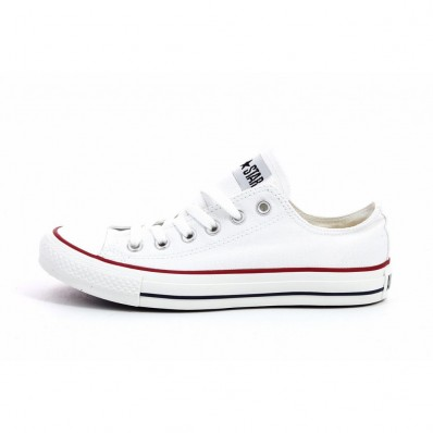 converse basse blanche femme taille 37