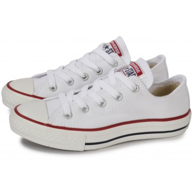 converse basse blanche femme taille 38
