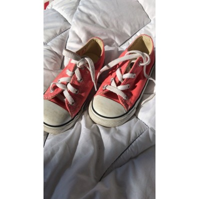converse basse taille 26