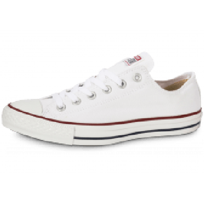 converse blanche basse femme taille 40