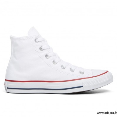 converse blanche taille 39 femme