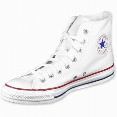 converse chaussure taille grand