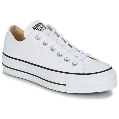 converse chuck taylor all star ox platform - femme chaussures