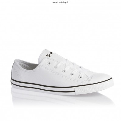 converse femme blanche taille 36