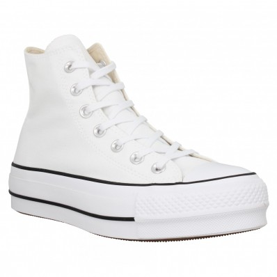 converse femme chuck taylor all star blanche