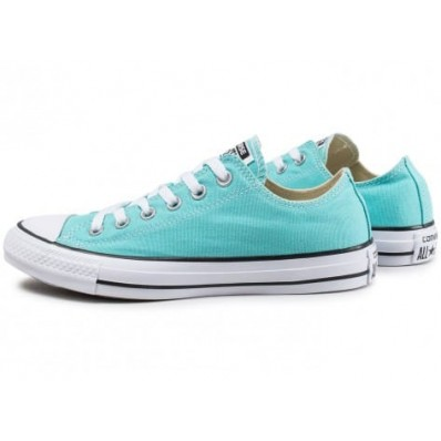 converse femme turquoise