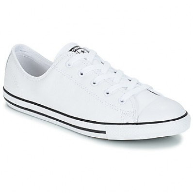 converse femmes blanches basses