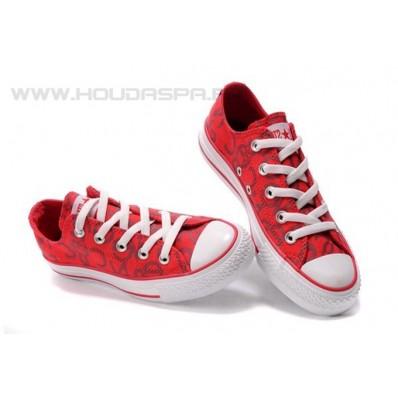 converse femmes chaussure