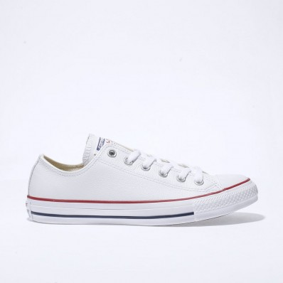 converse leather ox