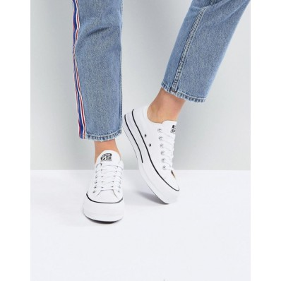 converse plate forme femme