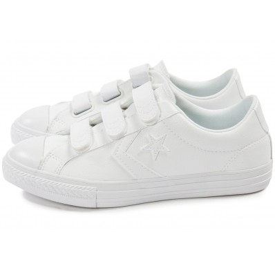 converse star player blanche femme