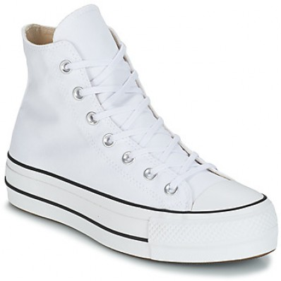 converses blanches basses femme 39