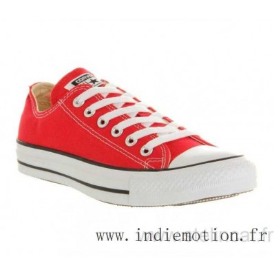 converses rouge 36