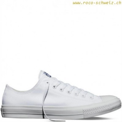 solde converse basse blanche