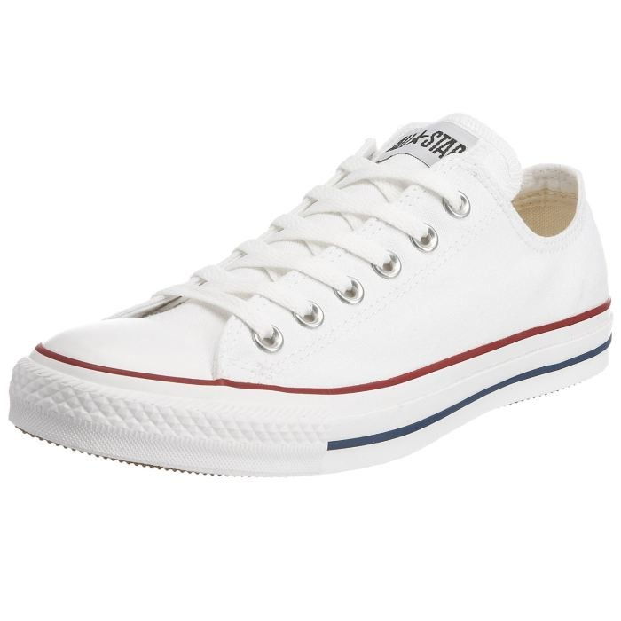 converses all star basses blanches femme
