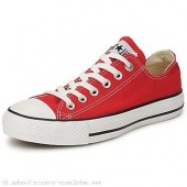 converse chuck taylor basse rouge