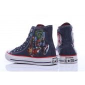 converse homme marvel