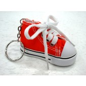 converse rouge clef