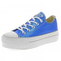 converse platform bleu