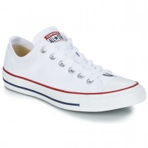 converses blanche basse homme