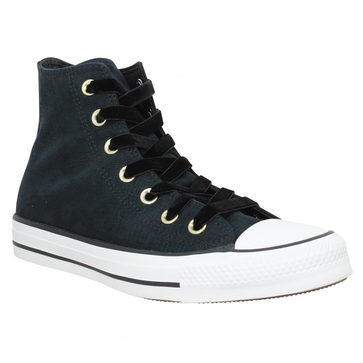 converse all star noire femme