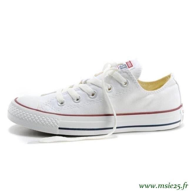 converse blanche femme taille 37