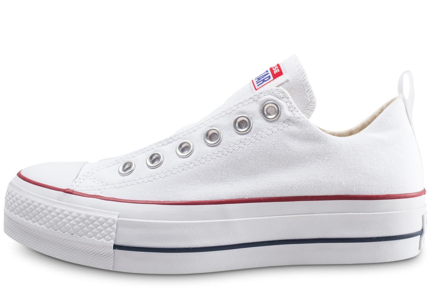 converse chuck taylor all star blanche femme