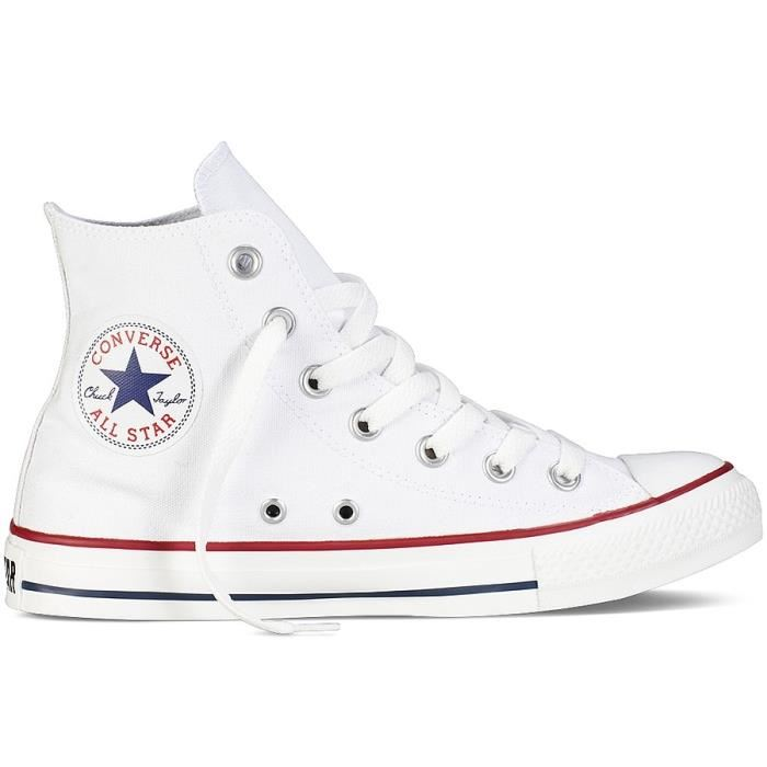 converses blanches all star